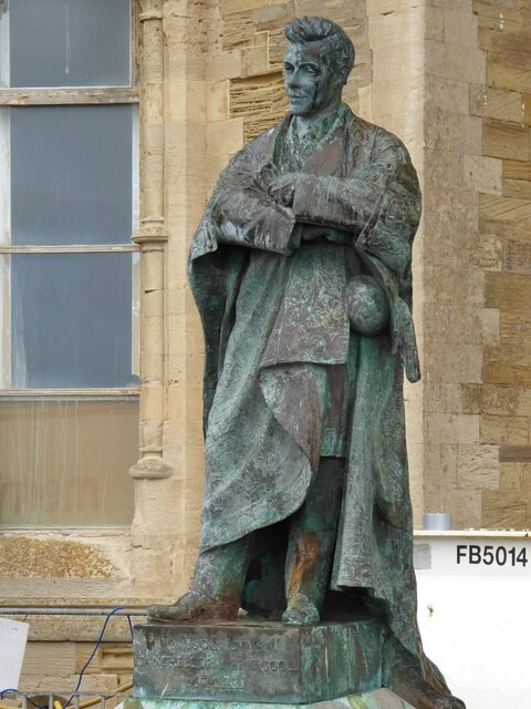 Statue of Edward, Prince of Wales (later Edward VIII)