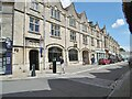 SP0202 : Cirencester, Old Post Office by Mike Faherty