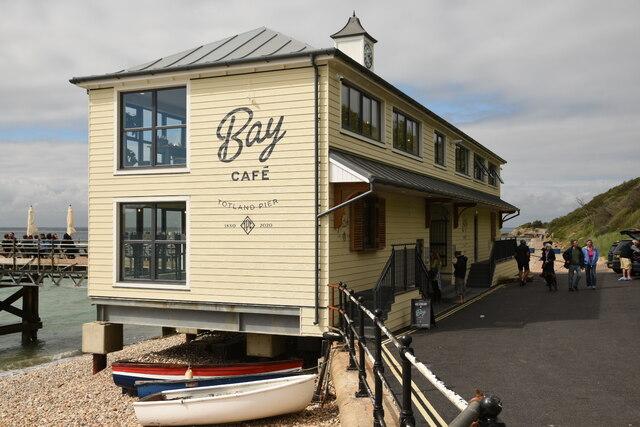 Bay Cafe, Totland Bay