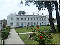 TQ3475 : Beeston's Gift Almshouses, Consort Road by Marathon