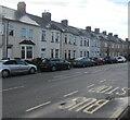 ST3089 : Parked cars, Malpas Road, Crindau, Newport by Jaggery
