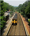 ST1882 : 150255 in Llanishen station, Cardiff by Jaggery