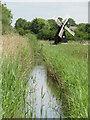 TL5670 : Wicken Fen - Drain by Colin Smith