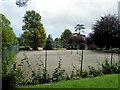 TQ3106 : Blaker's Park tennis courts by Paul Gillett