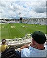 SK5838 : Trent Bridge: enjoying County cricket by John Sutton