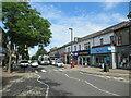 ST1871 : Market Street Penarth by Roy Hughes
