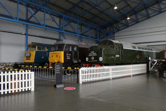 BR Diesel locomotives