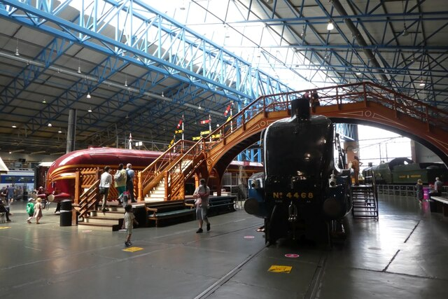 National Railway Museum: Mallard