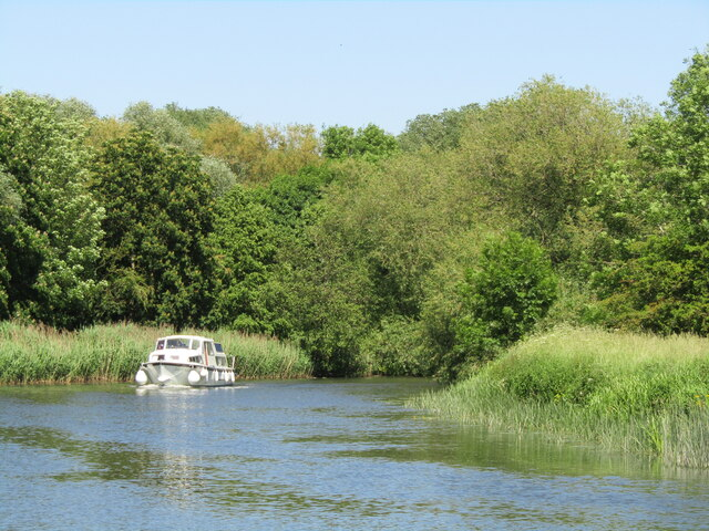 Huntingdon - River Great Ouse