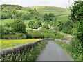 SE0311 : Ainsley Lane, near Marsden by Malc McDonald