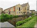 SE1416 : Canalside buildings, Huddersfield by Malc McDonald