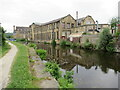 SE1417 : Huddersfield Broad Canal, Huddersfield by Malc McDonald