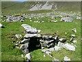 NF1099 : St Kilda - 'House of the Fairies' (Taigh An T-sithiche) souterrain by Rob Farrow