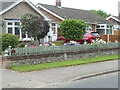 TG2834 : Immaculate front garden by David Pashley