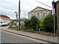 TL9034 : Bures Baptist Church & Church Hall by Geographer