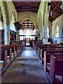 SE0989 : Holy Trinity Church (interior) by David Dixon