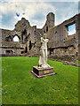 SE1287 : Richard III at Middleham Castle by David Dixon