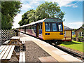 SE3091 : Preserved Pacer Unit at Scruton Station by David Dixon