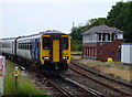 SD1970 : Barrow-in-Furness Railway Station by JThomas