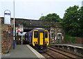 SD1780 : Millom Railway Station by JThomas