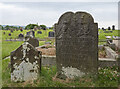 H5351 : Gravestone, Clogher by Rossographer