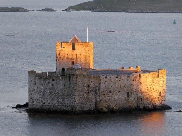 Barra - Castlebay - Kisimul Castle