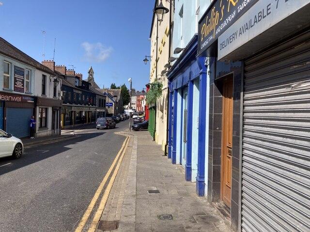 John Street Omagh