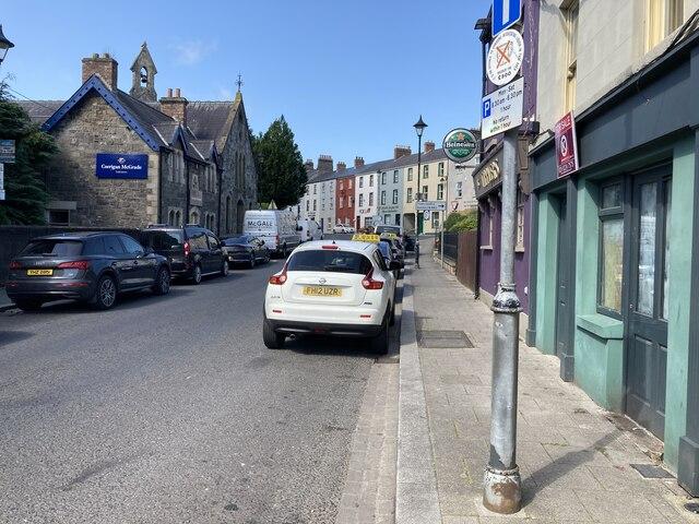 John Street, Omagh