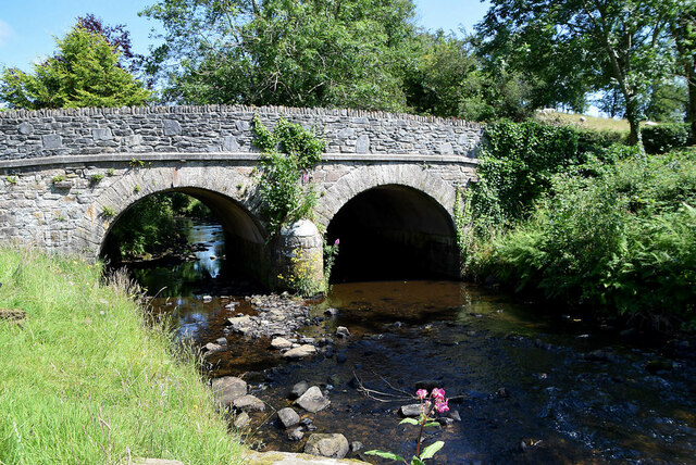 Old Mill Bridge, Dunmullan Road