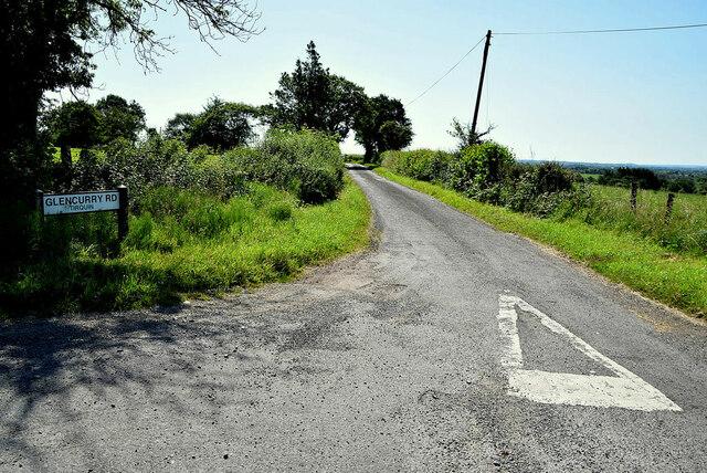 Glencurry Road, Tirquin
