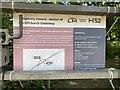 SP3665 : HS2 enabling works, Welsh Road area, June 2021 (3) by Robin Stott