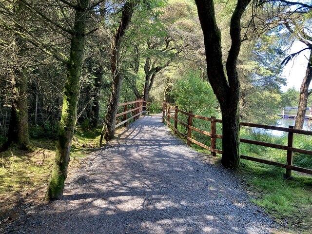 Path, Altdrumman