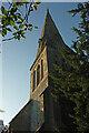 SO7448 : Saint John the Evangelist church, Storridge by Derek Harper