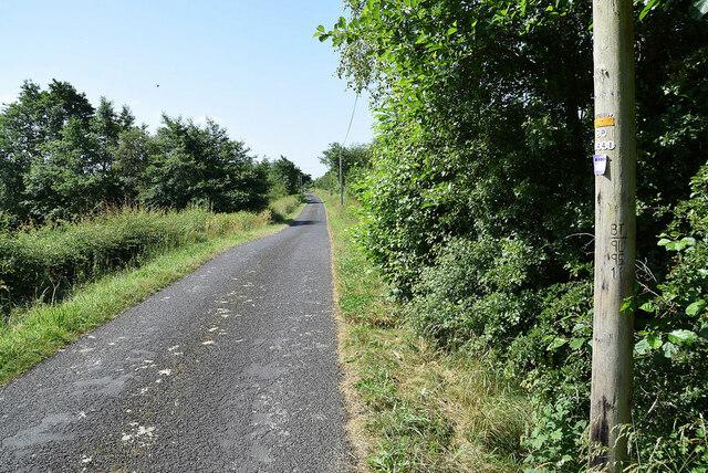 Crocknacor Road, Recarson