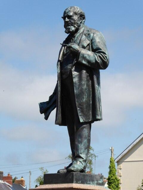 Statue of Henry Richard
