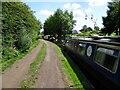 SO8694 : Boat Moorings by Gordon Griffiths