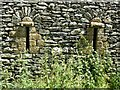 SN7465 : Detail of farm building by Philip Halling