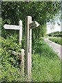 ST6235 : Where Kite Lane ends by Neil Owen