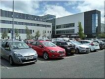 NS6168 : New Stobhill Hospital by Richard Sutcliffe