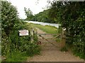 SK6944 : Trent Valley Way by Alan Murray-Rust
