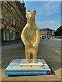 SK3587 : Bears of Sheffield: #20 Nano Bear by Graham Hogg