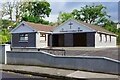 V9171 : O'Connor's Funeral Home, Dromneavane, Kenmare, Co. Kerry by P L Chadwick