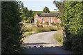SJ2117 : Colfryn Farm by P Gaskell