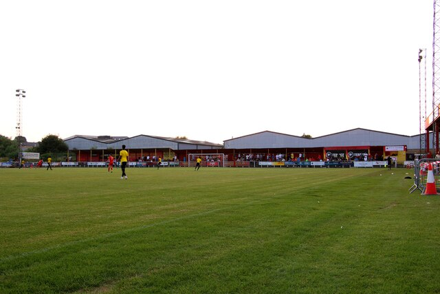 The Banbury Plant Hire Community Stadium