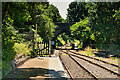 ST6771 : Avon Valley Railway, the Southern End of Oldland Common Station by David Dixon