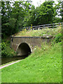 SP1876 : Grand union Canal at Knowle - bridge No. 71 by Chris Allen