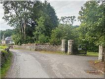 NN9357 : Not far from the suspension bridge by Neville Goodman