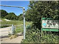 SP3766 : Northeast end of the Offchurch Greenway by Robin Stott