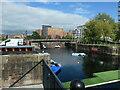 SJ3489 : Wild Shore activity centre, Duke's Dock, Liverpool by Christine Johnstone