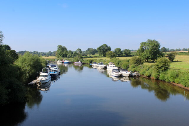 The River Ouse from Naburn Bridge